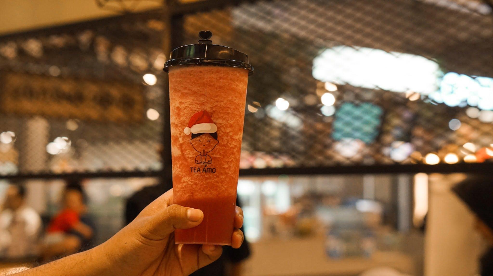 Tea Amo di Pekanbaru