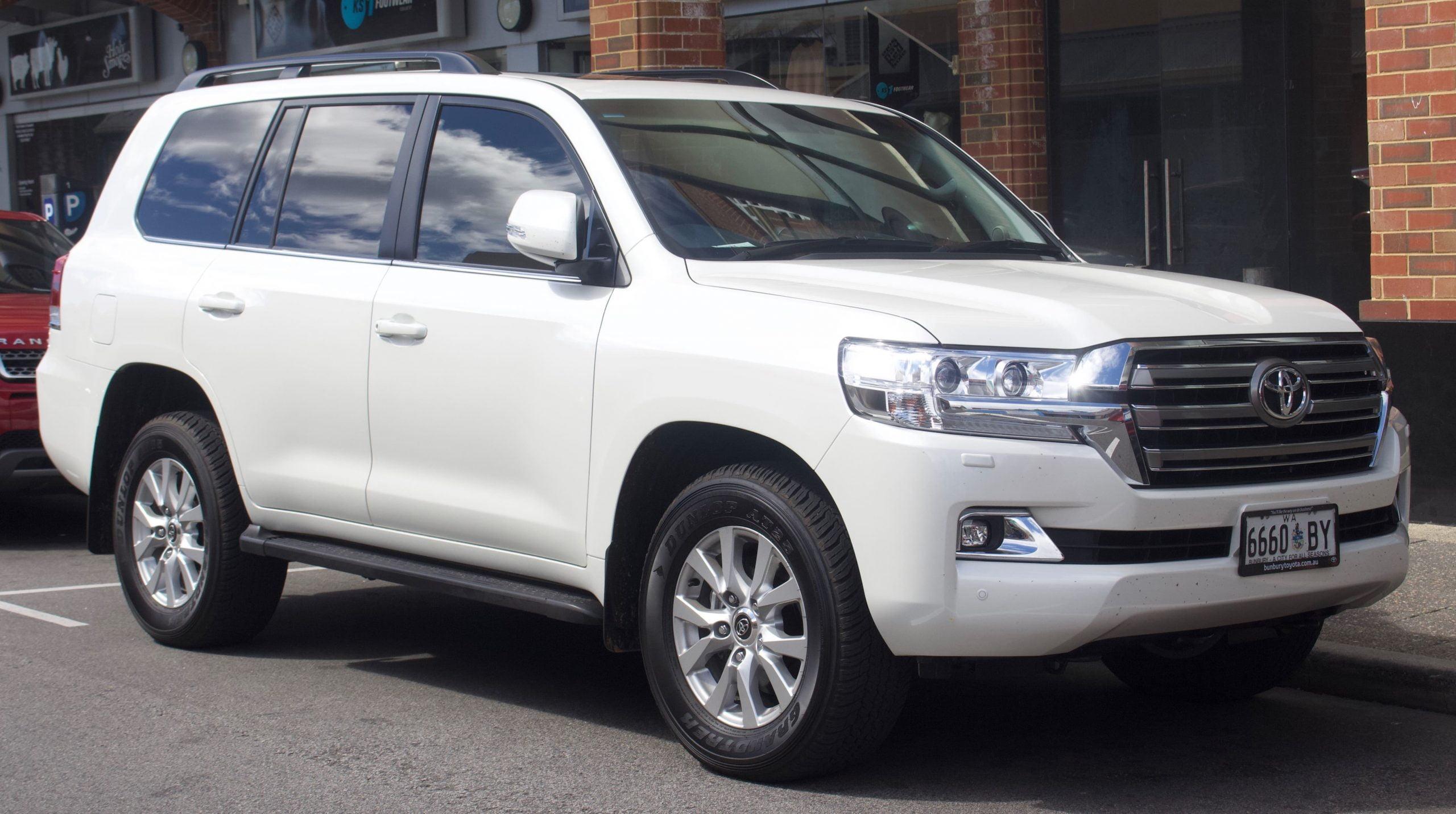 Kekurangan Harga Toyota Land Cruiser Perbandingan Harga