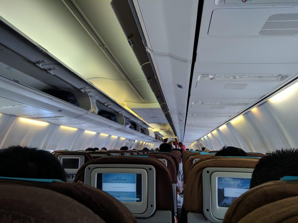 Pengalaman dan Tips Naik Pesawat untuk Pertama Kalinya 3