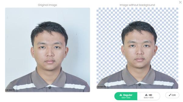 Cara Menghapus Background Pada Foto dengan Rapi Tanpa Photoshop 1