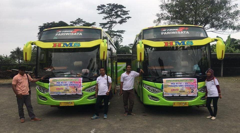 Review Ranggawarsita, Rekomendasi Sewa Bus Semarang 3
