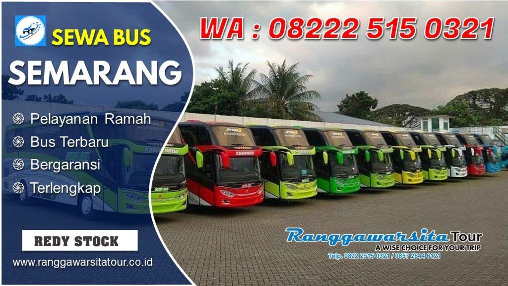 Review Ranggawarsita, Rekomendasi Sewa Bus Semarang 6