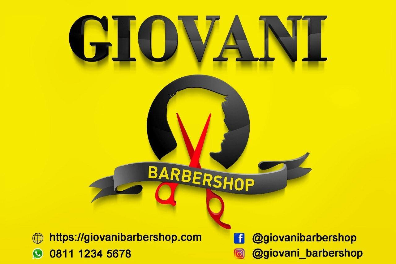 GIOVANI Barbershop, Tempat Pangkas Rambut Pria Terbaik 2