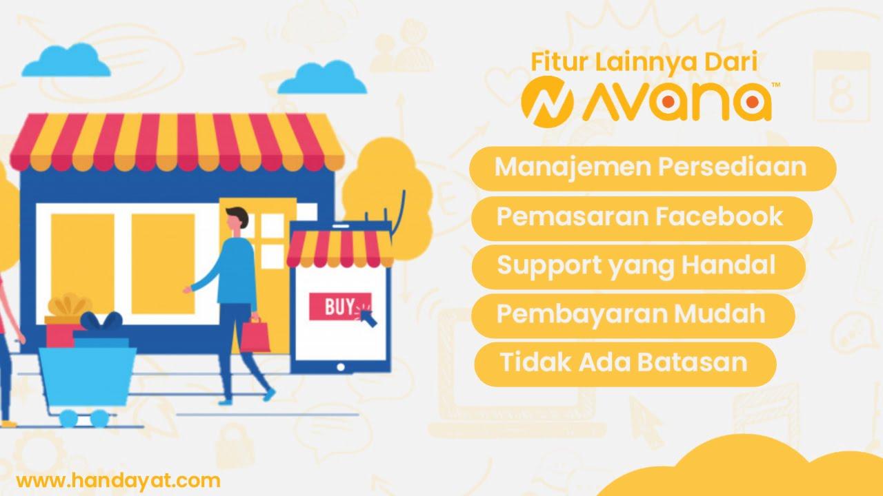 Review Menggunakan AVANA, Platform Social Commerce Terbaik 5