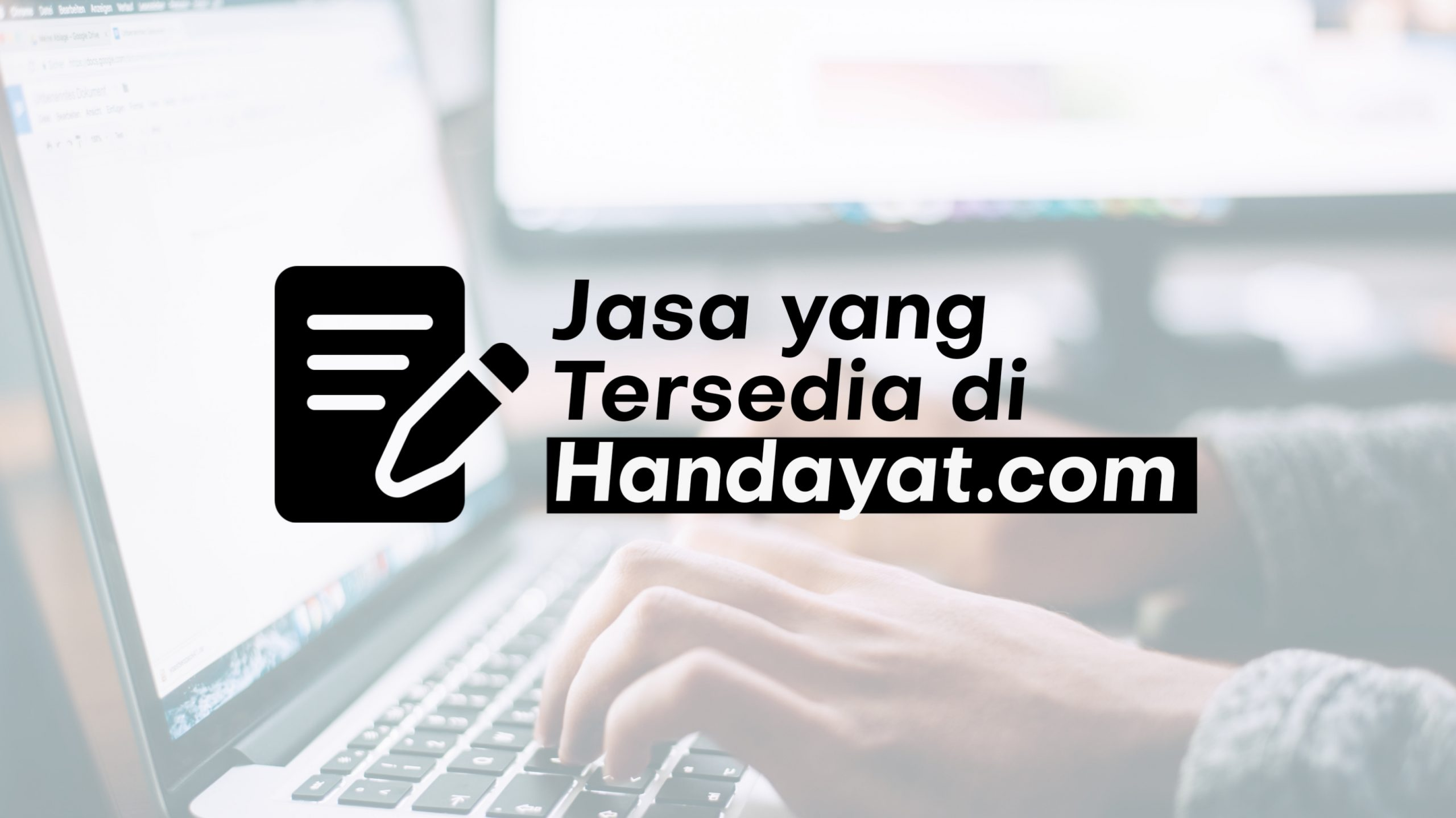 Jasa Review dan Jasa Content Placement Indonesia di Handayat.com