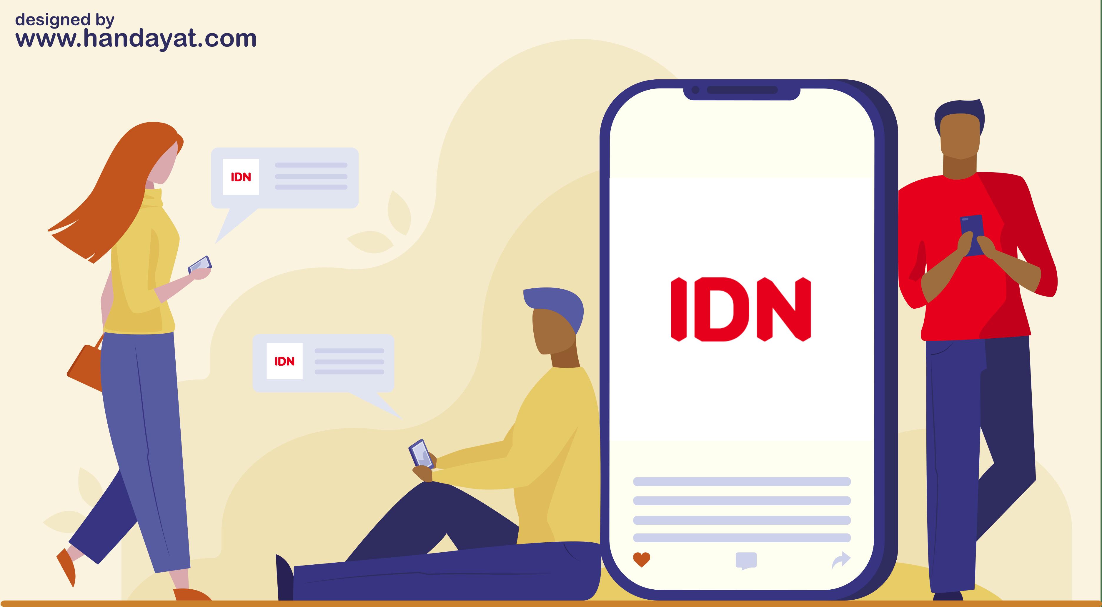 Mengenal IDN App, Aplikasi Berita Andalan Generasi Muda 2