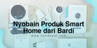 Produk Smart Home Bardi