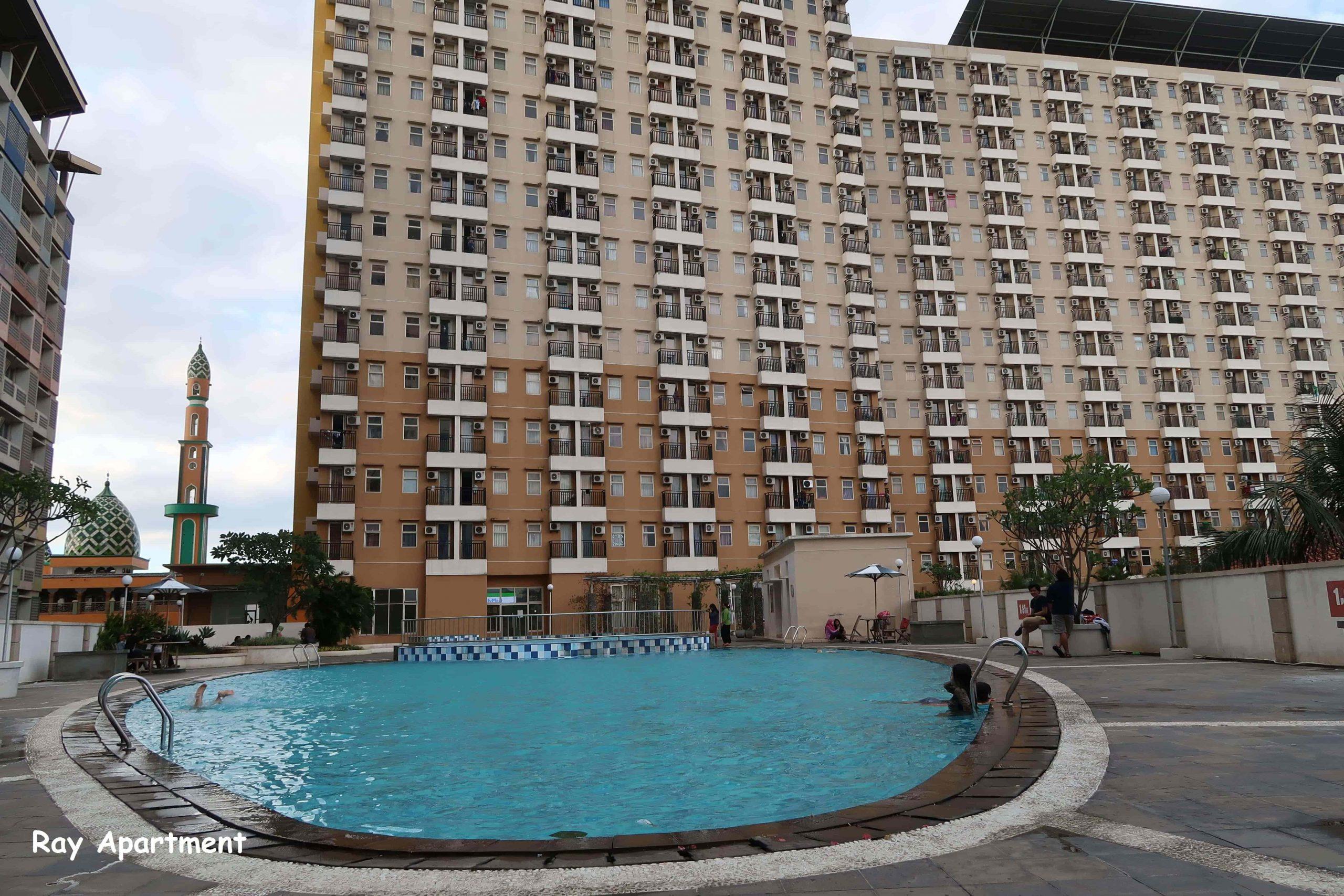Cari Penginapan Harian Murah di Depok? Sewa Apartemen Margonda Residence 2 Saja! 1