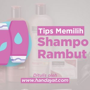 Shampo Rambut Kering