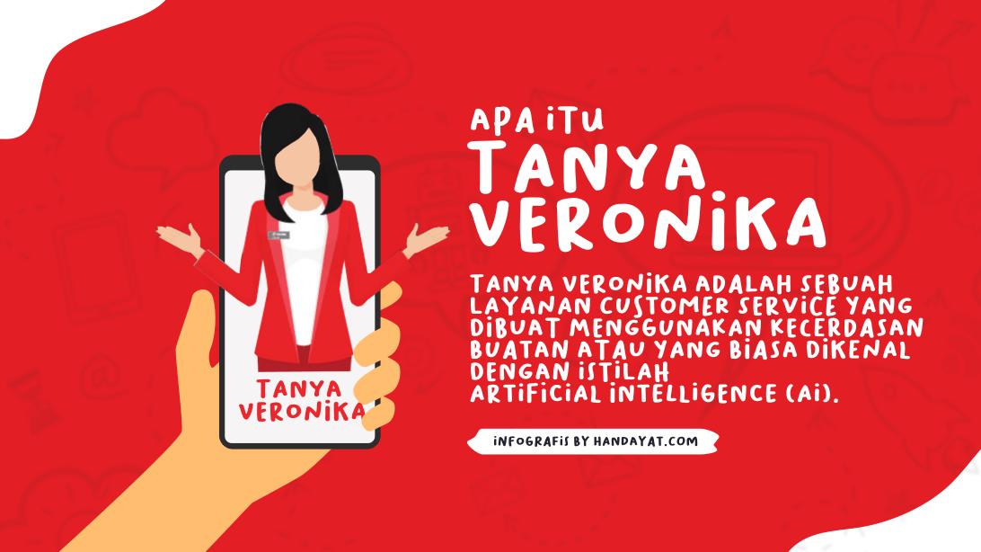 Mengenal Tanya Veronika, Asisten Virtual Terbaik dari Telkomsel 1