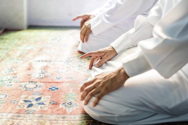 Cara Menentukan Arah Kiblat Sholat Tarawih Bulan Ramadhan 2021 1